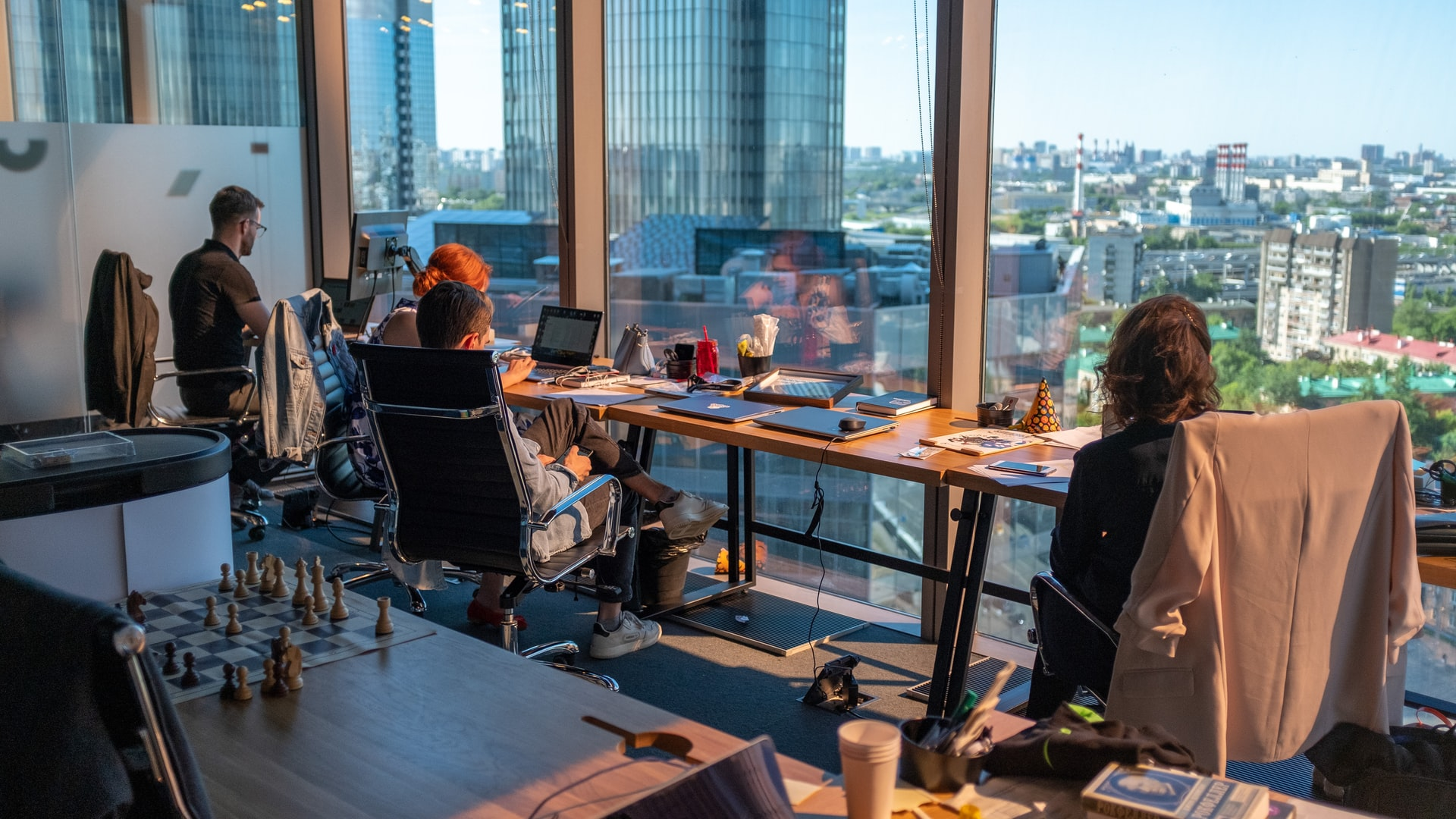 Even Though The World Is Going Remote Here's Why You Should Still Consider An Office