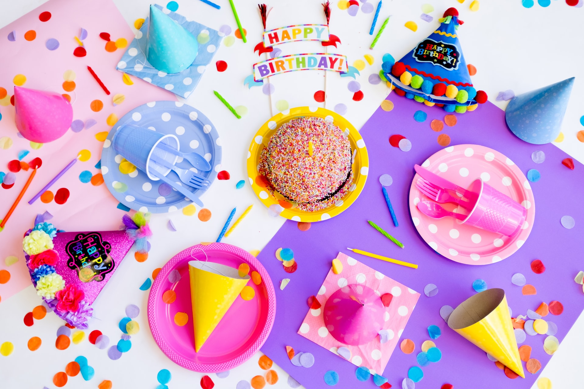 Planning A Birthday Party For Your Kid? Here's Some Helpful Advice